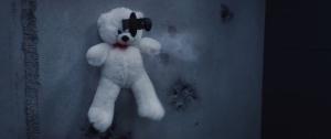 cutthroat teddy bear