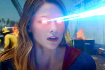 TV Supergirl I Love to Say I Told You So So Why AmX Ray Vision Supergirl