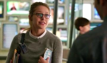 supergirl tv series job