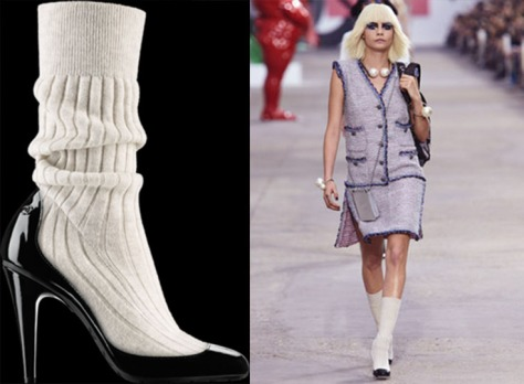 Chanel-Socks