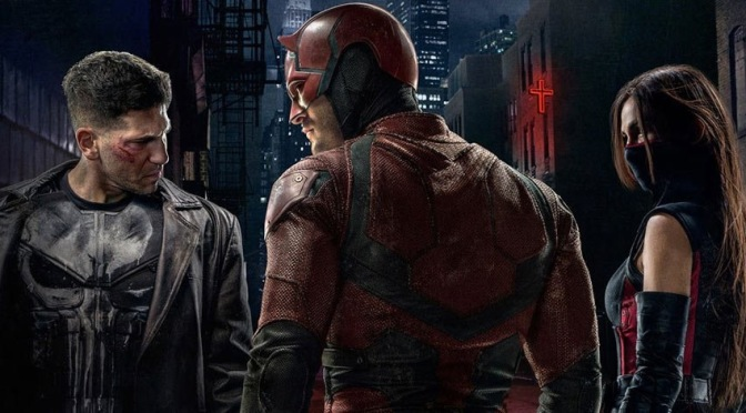 TV: Elektra, The Punisher… Rating Marvel's #Daredevil's Sidekicks