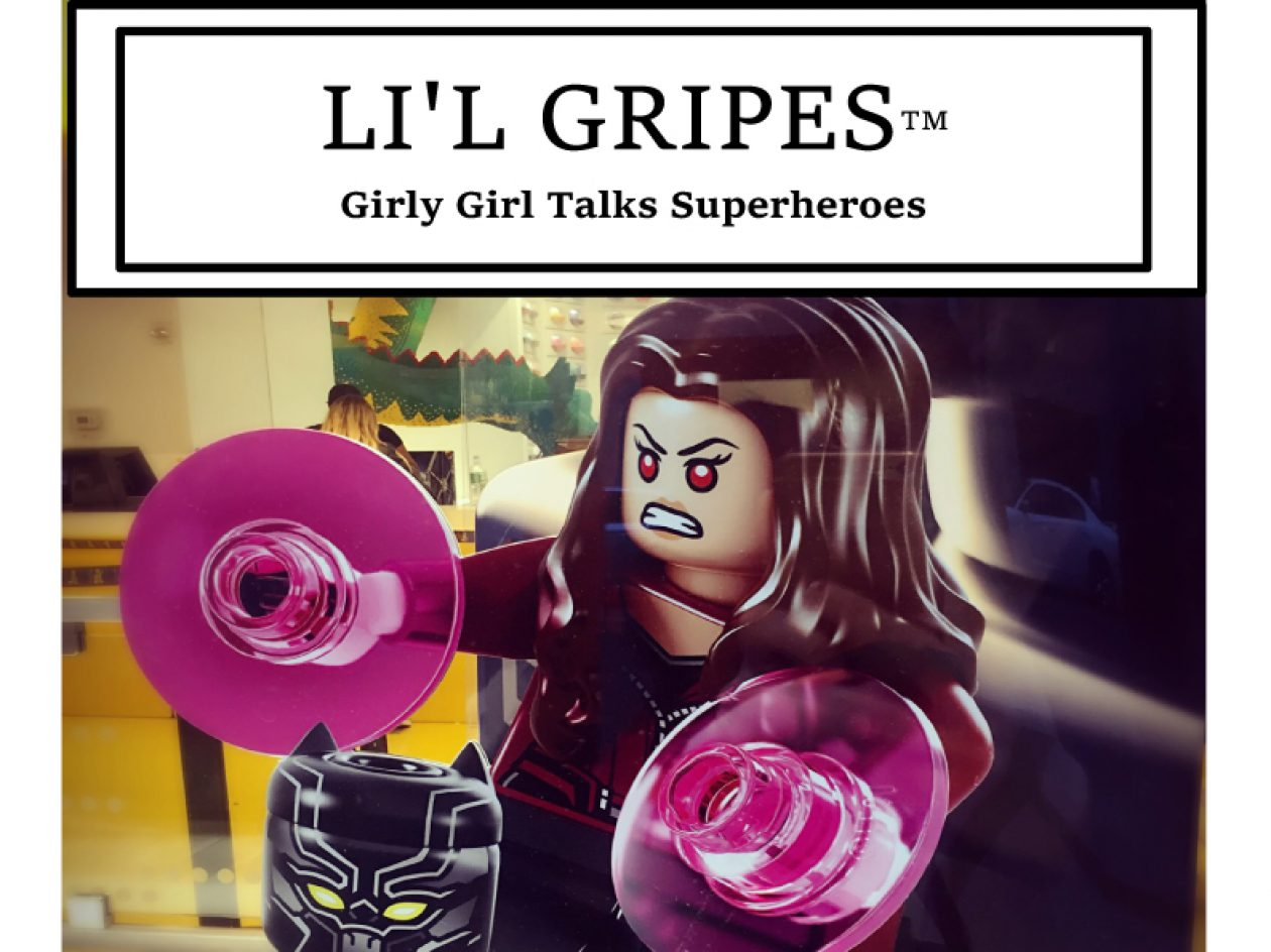 LI'L GRIPES: WELCOME!