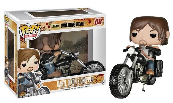 12 Days of Christmas: ON THE 5th DAY: Top 5 #TheWalkingDead Gifts