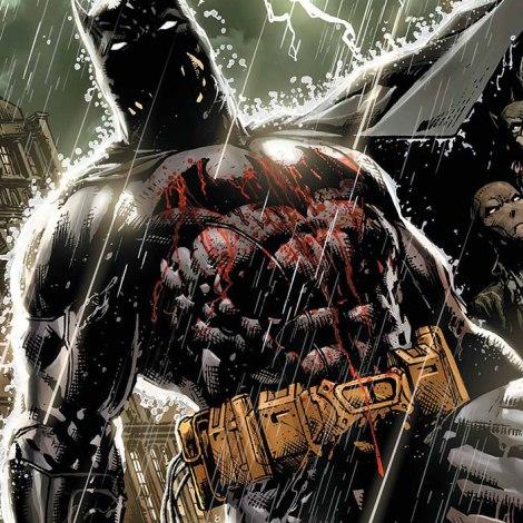 Batman Suit and Utility Belt