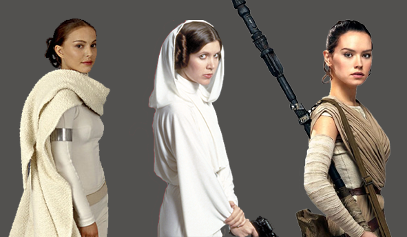 "FASHION: Do ""Star Wars"" Cosplay Everyday: We Called It; Now You Can Wear It!"