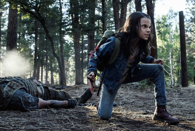 "FILM: ""Logan"" – Who is the New Face Behind X-23?"
